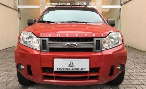 FORD ECOSPORT 1.6 XLT Freestyle 8V 2008/2008