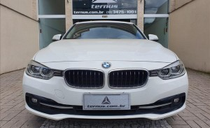 BMW 320I 2.0 Sport 16V Turbo Active 2016/2016