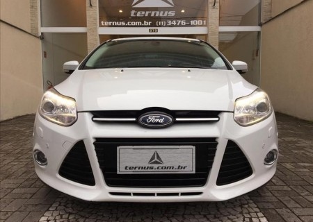 FORD FOCUS 2.0 Titanium Plus Sedan 16V 2014/2014