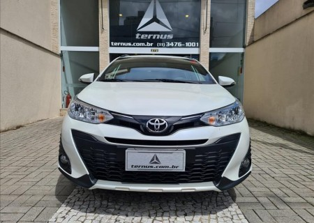 TOYOTA YARIS 1.5 16V X WAY 2019/2019