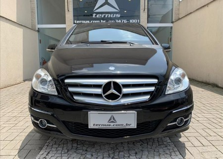MERCEDES-BENZ B 200 2.0 8V Turbo 2010/2010