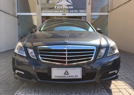 MERCEDES-BENZ E 350 3.5 Avantgarde V6 2009/2010