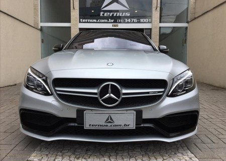 MERCEDES-BENZ C 63 AMG 4.0 V8 Turbo Sedan 2015/2016