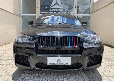 BMW X6 4.4 M 4X4 Coupé V8 32V Bi-turbo 2011/2012