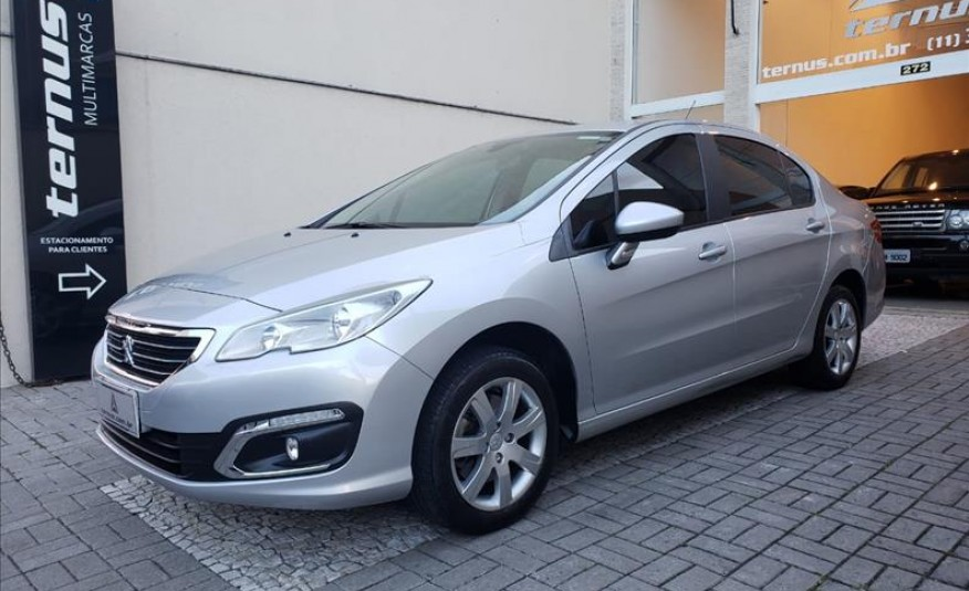 PEUGEOT 408 1.6 Business 16V Turbo 2016/2017